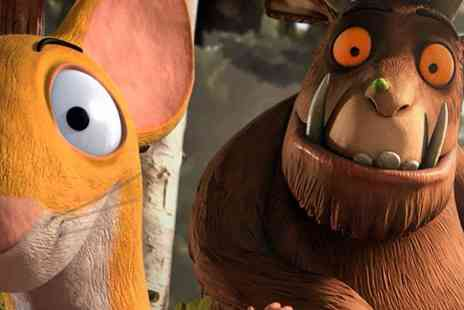 BFI - Family Funday The Gruffalo and Stick Man plus Q&A - Save 20%