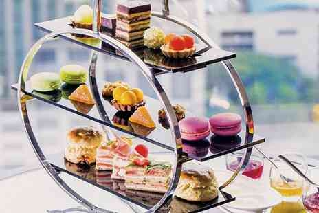 Marco Pierre White Durham - Luxury afternoon tea for two people - Save 37%