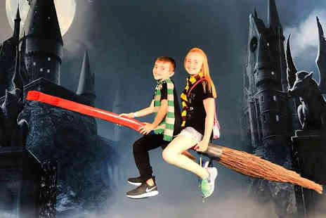 For the Love of Fantasy - Cild ticket to The School of Witchcraft and Wizardry at The Edinburgh Academy on 26th or 28th July 2019 - Save 27%