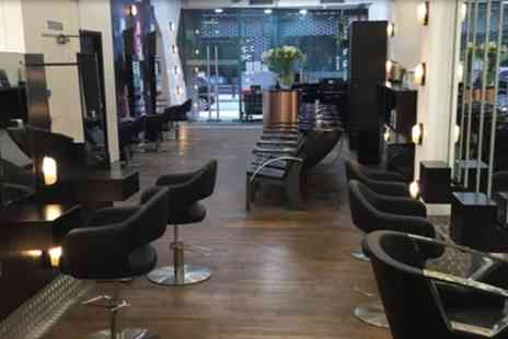 Nicky Oliver - Cut or Restyle, Blow Dry and Deluxe Conditioning Treatment - Save 60%