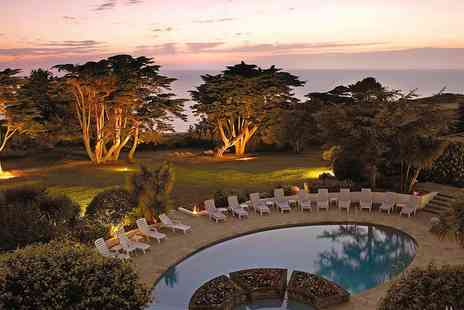 Channel Islands Direct - Deluxe gourmet break with flights - Save 0%
