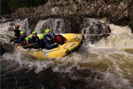 Splash White Water Rafting - White Water Rafting and River Bugs on the River Tummel - Save 0%