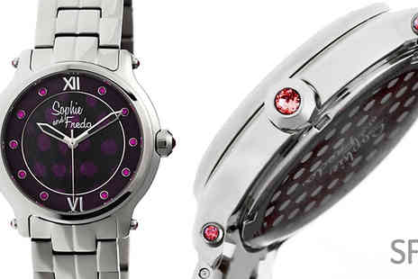 Ideal Deal - Sophie And Freda Watches Choose from Six Options - Save 94%