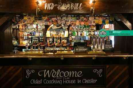 Pied Bull - Microbrewery tour, beer tasting and lunch for two people - Save 47%