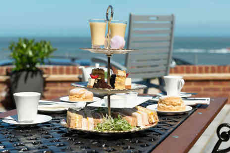 The Bay Tree - Traditional afternoon tea for two people each - Save 36%