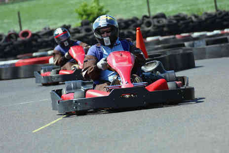 Midland Karting - One hour of go karting - Save 65%