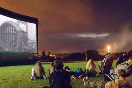 Film on a Farm - One ticket to open air cinema from 7th June To 30th August - Save 34%