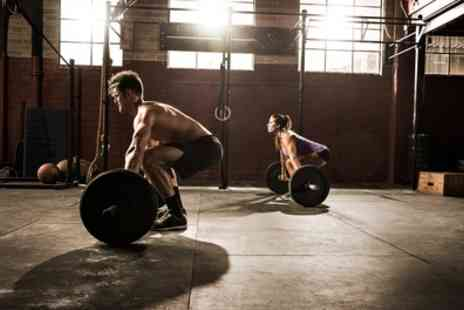 Tiger Pit CrossFit - One or Two Weeks or One Month of CrossFit Classes - Save 40%