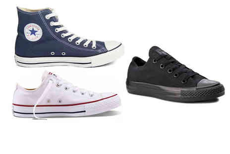 IDT Spa - Pair of Converse trainers - Save 0%