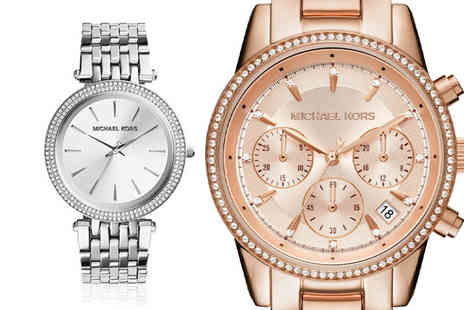 Brand Arena - Michael Kors ladies watch choose from 14 designs - Save 67%