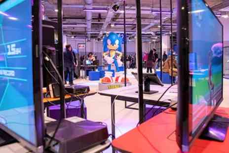 National Videogame Museum - Entry for Child, Adult, Both or Family of Four - Save 41%