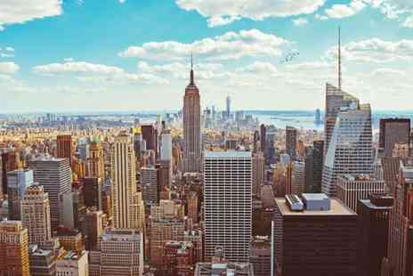 Citadines Connect Fifth Avenue New York - Modern Stay on Fifth Avenue for two - Save 80%