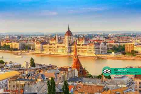 Cheap Cost Travel - Escape with a two, three or four nights Budapest getaway Now with the ability to choose your flight - Save 0%