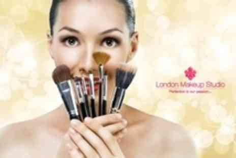 London Makeup Studio - Three Hour Make Up Workshop - Save 74%