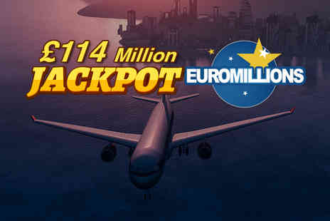 CheekyLottos - 1,000 Euro Millions syndicate lines - Save 82%