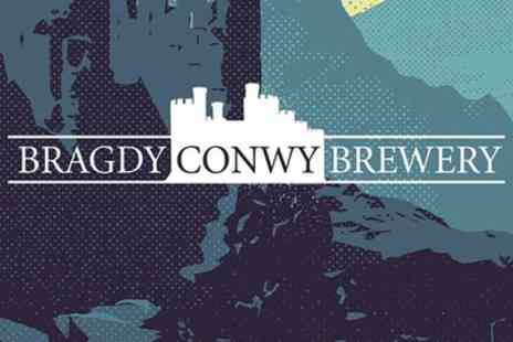 Conwy Brewery - Brewery Tour with Tasting for Two - Save 30%