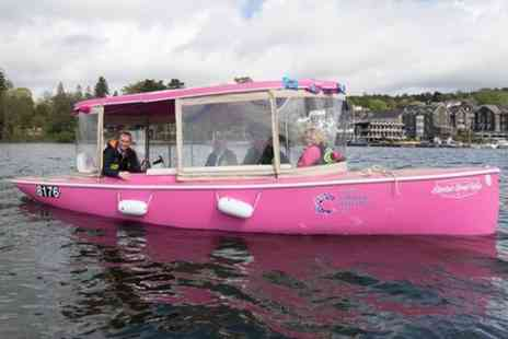 Windermere Boat Hire - Self drive Boats for Hire - Save 0%