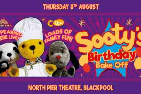 Sootys Birthday Bake Off - One general admission ticket on 8th August - Save 26%