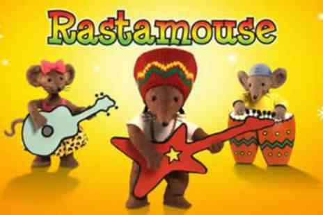 Rastamouse & Da Easy Crew - One General ticket on 20th July - Save 26%