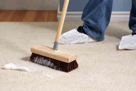Northampton Cleaning Contractors - Carpet Cleaning in Two Rooms and Optional Hall, Stairs and Landing - Save 18%