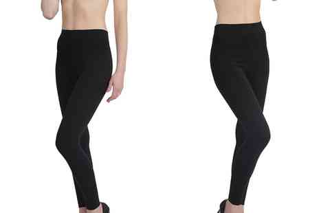 Groupon Goods Global GmbH - Womens Seamless High Waisted Control Leggings - Save 0%