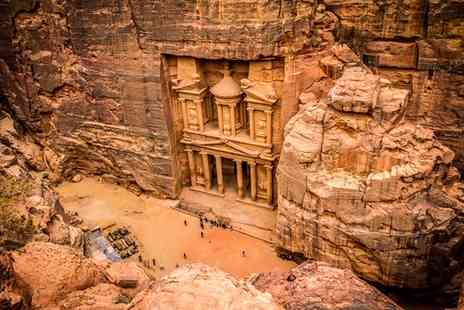 Marvels of Petra & Wadi Rum Tour - Epic Adventure Through Ancient Lands - Save 25%