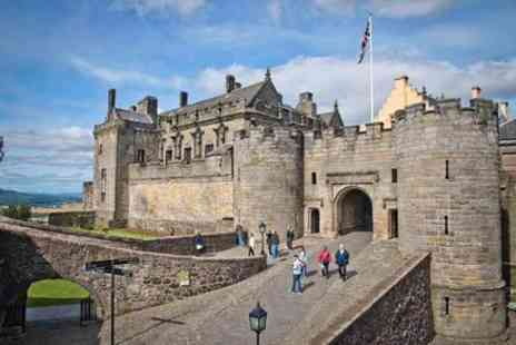 Nessiehunters - Loch Lomond, Kelpies and Stirling Castle Small Group Tour - Save 0%