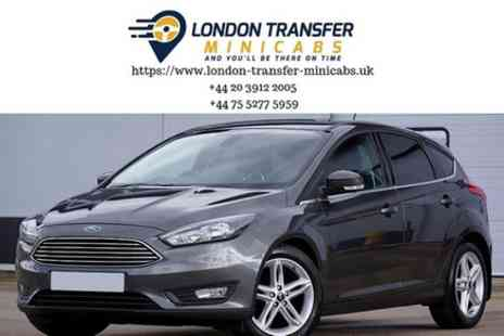 London Transfer Minicabs - Central London to Paultons Park Home of Peppa Pig World - Save 0%