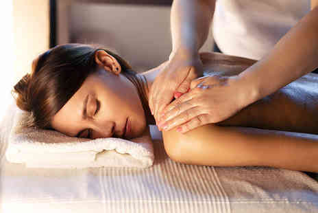 The Laser Clinic by Marrakech Spa - Body scrub, full body massage and mini microdermabrasion facial for one person - Save 58%