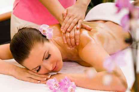 Gold Star Thai Massage - One hour deep tissue massage - Save 47%