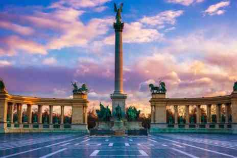 Jetline Holidays -  Four Star 4 Nights Stay at Choice of NH Budapest City or Bliss Hotel & Wellness with Return Flights - Save 0%