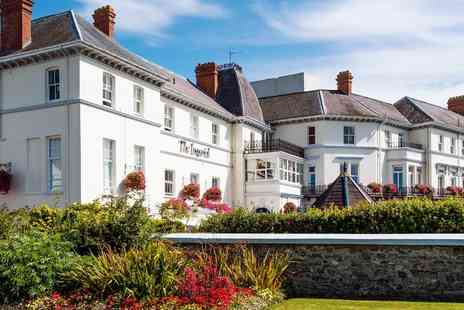The Imperial Hotel - North Devon getaway with cream tea - Save 42%