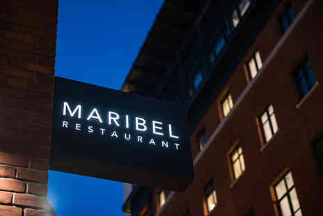 Maribel Restaurant - Six course lunch or dinner tasting menu for one - Save 31%