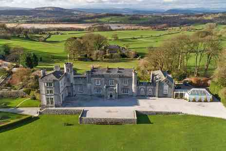 Leighton Hall - Leighton Hall house and gardens entry for 2 - Save 32%