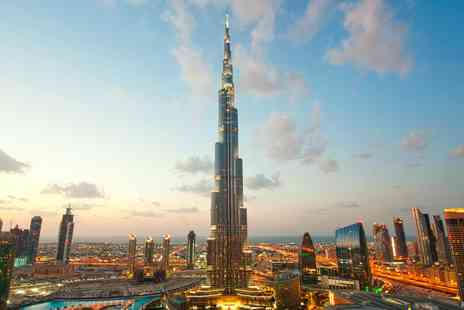 Value Added Travel - Five Star Dubai family holiday with all park access - Save 0%