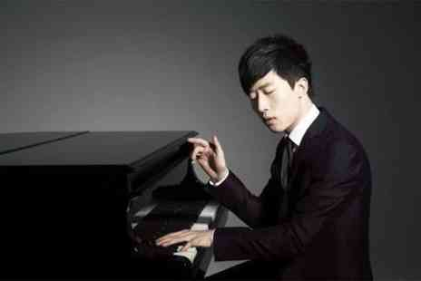 Master Music Publications - Category 4 seating at the Ji Liu piano recital on 16th June at The Clarendon Muse - Save 50%