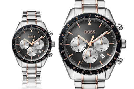 Best Watch Company - A mens Hugo Boss HB1513634 Trophy watch - Save 70%