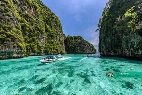 Super Escapes Travel - Seven nights Phuket holiday with return flights - Save 34%