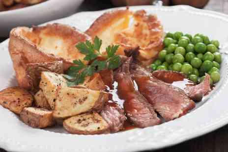 Hardwicke Hall Manor Hotel - Carvery roast lunch for Two - Save 47%