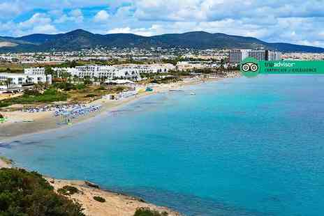 Bargain Late Holidays - Four Star Three nights getaway to Ibiza - Save 45%