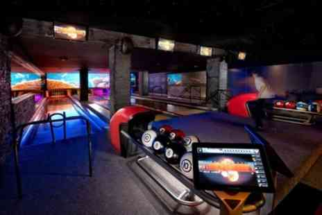 M18 Lanes - One Hour of Bowling with Nachos and Cocktail for Up to Six - Save 66%