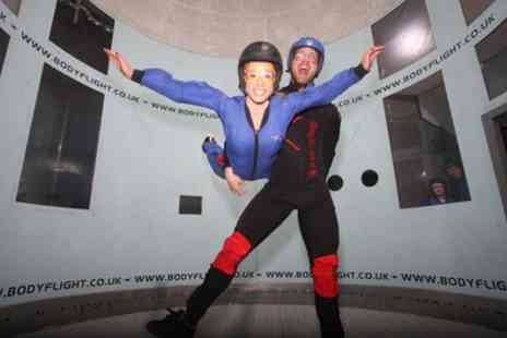 Twinwoods Adventure - Two Indoor Skydiving Experiences for One or One Experience for Two - Save 50%