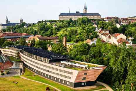 Welcome Kongresshotel Bamberg - Two nights summer stay in a Unesco World Heritage town - Save 0%