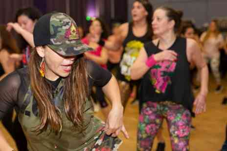 Fitness Fun Machine - Five or Ten Zumba Classes - Save 90%