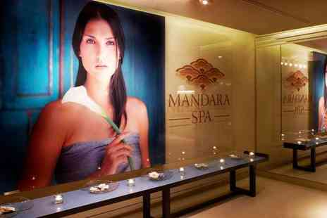 Mandara Spa - Luxury spa experience for one with two hour spa access, one hour executive lounge access, one treatment - Save 57%