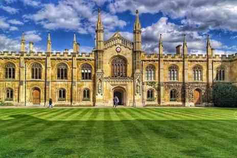 Step Into Cambridge Tours - Interactive Walking Tour of Cambridge University - Save 0%