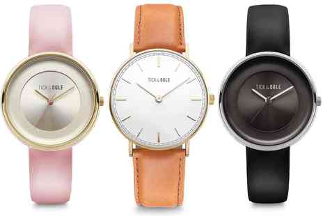 Groupon Goods Global GmbH - Mens and Womens Tick and Ogle Watches - Save 0%