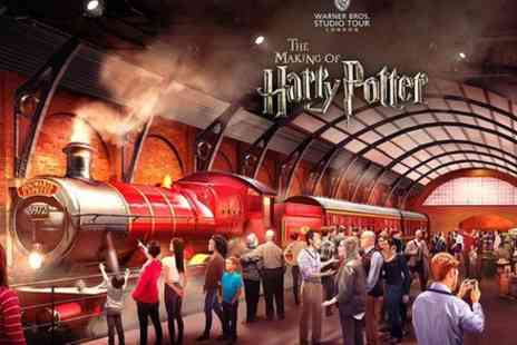 My Dream Destinations - Harry Potter Warner Bros Studio Private return Transfers London up to 4 person - Save 0%