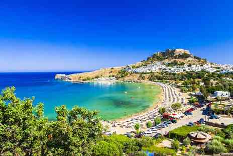 Bargain Late Holidays - Five nights Rhodes break - Save 24%