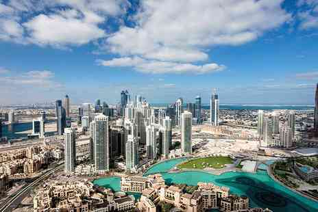 Travel Center - Four Star Three nights Dubai holiday - Save 33%